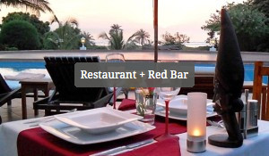 Restaurant + Red Bar